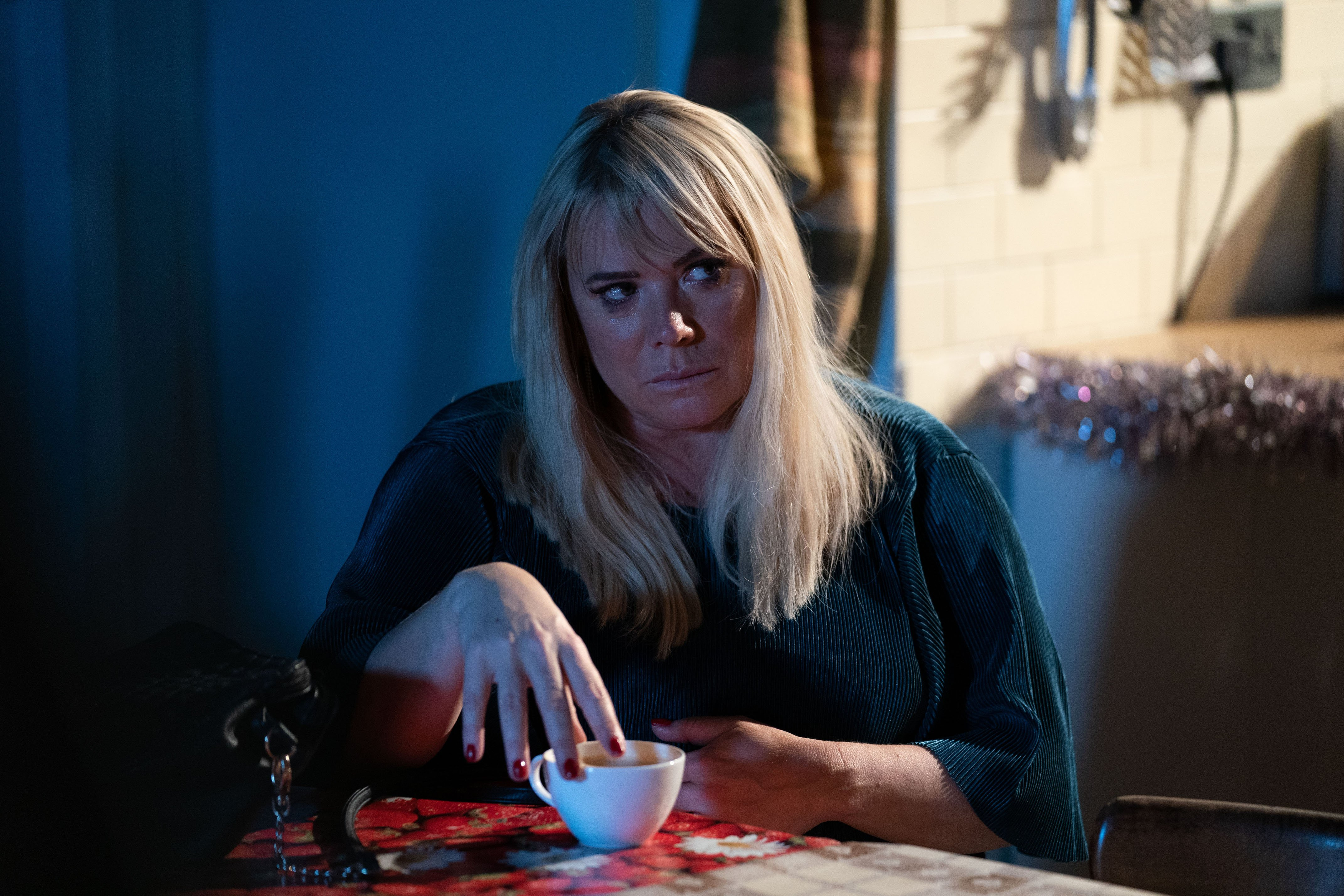EastEnders' Letitia Dean teases 'tense' and 'dramatic' twist in Christmas episode