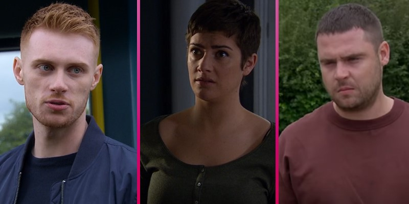 Emmerdale's Max Parker responds to Luke, Victoria and Aaron love triangle theory