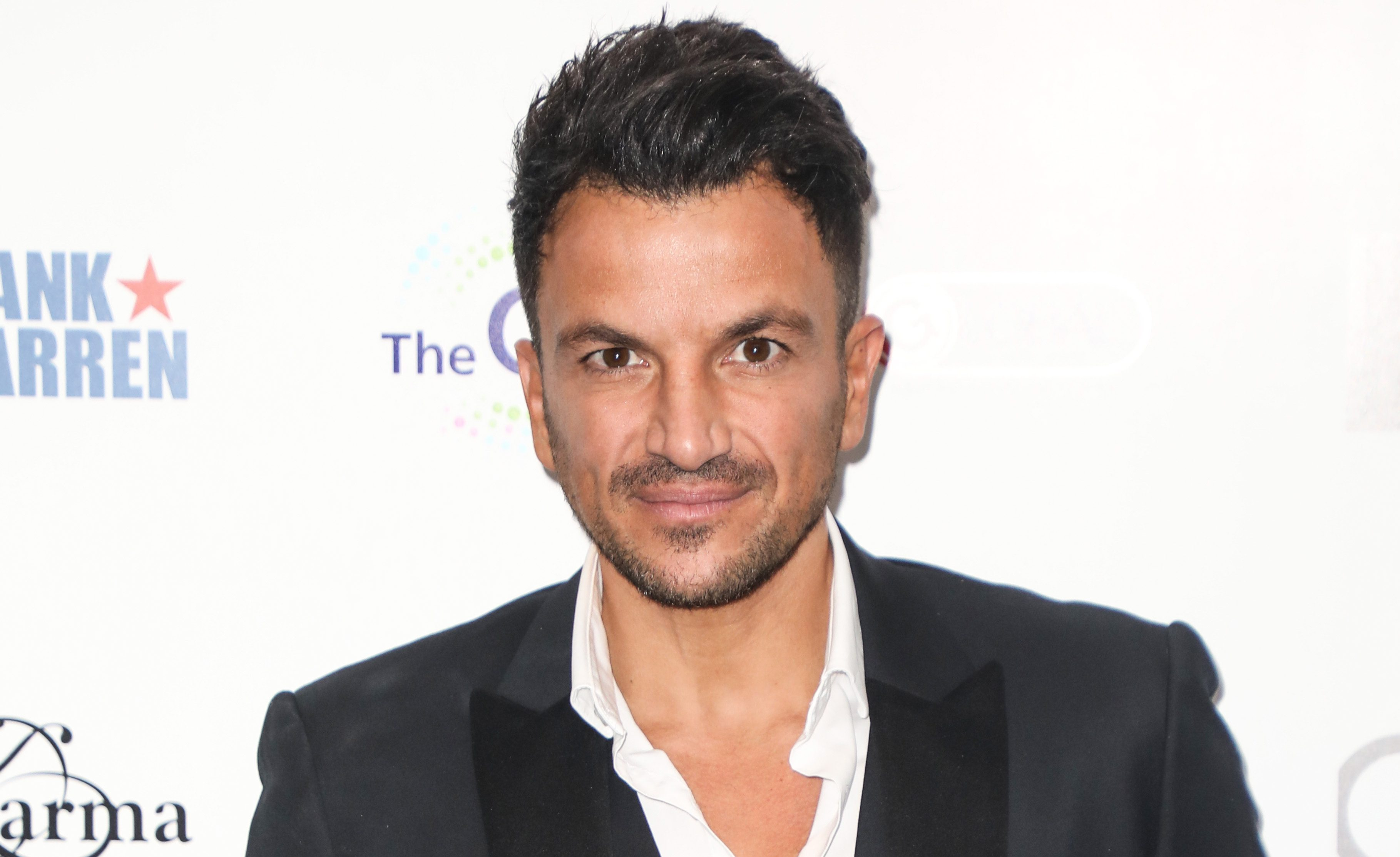 Peter Andre mocked by son Junior for trying to be a 'cool dad'