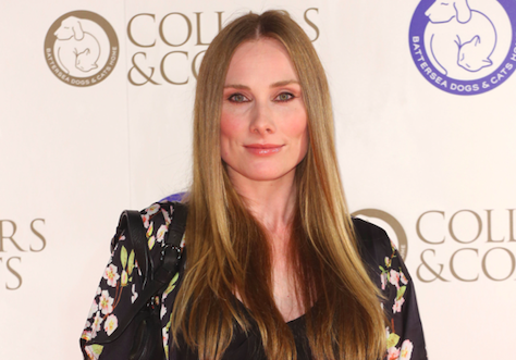 Holby City's Rosie Marcel shares behind the scenes snap as Casualty star visits set
