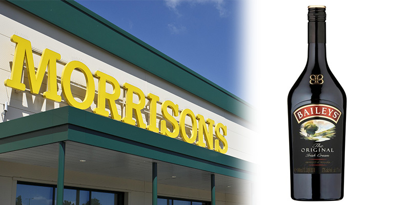 Morrisons reduces price of litre bottle of Baileys again – but for a limited time