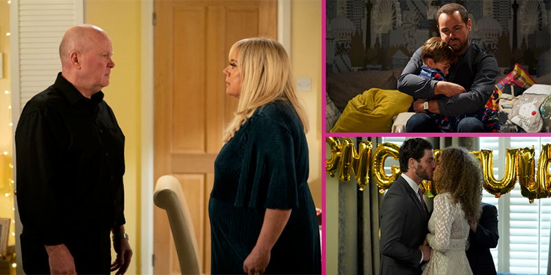 FIRST LOOK: Christmas EastEnders in 10 pictures
