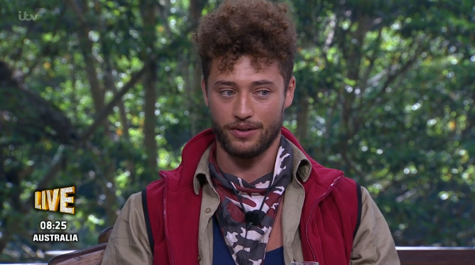I'm A Celeb's Myles Stephenson breaks silence on off-air chat with Jacqueline Jossa about Dan Osborne