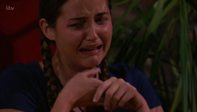 I'm A Celebrity viewers in tears as campmates break down over emotional letters from loved ones