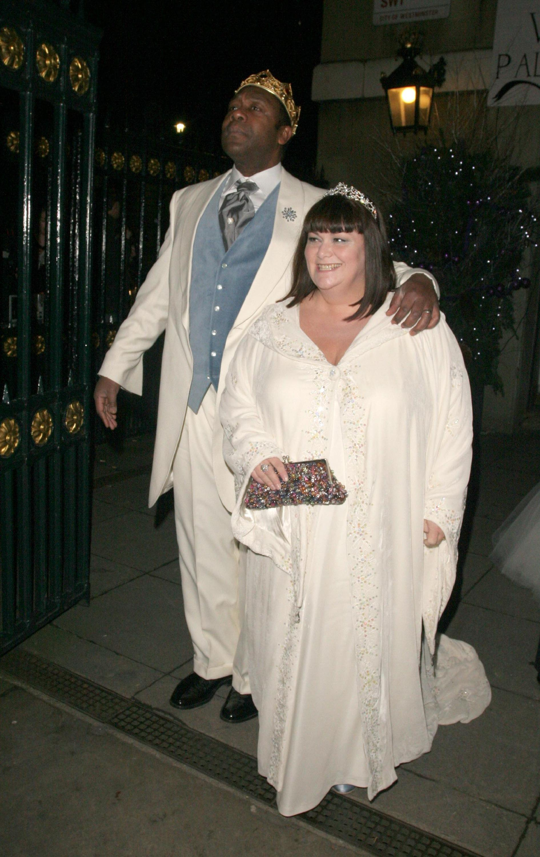 Why Did Lenny Henry And Dawn French Split Who Is He Dating Now