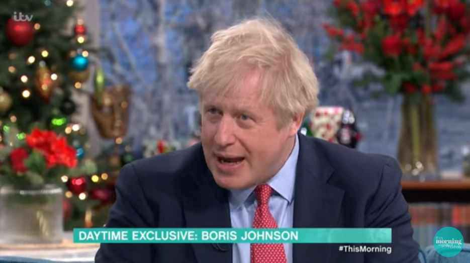 This Morning viewers flood Ofcom with complaints after Boris Johnson interview