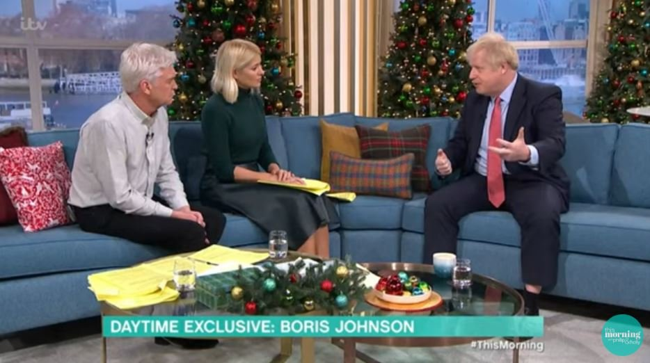 ITV respond to reports that Phillip Schofield and Holly Willoughby are feuding