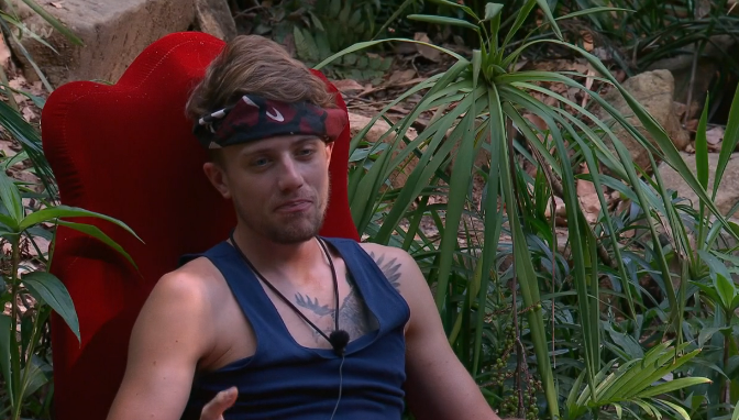 I'm A Celebrity fans left cringing over awkward moment between Roman and Caitlyn