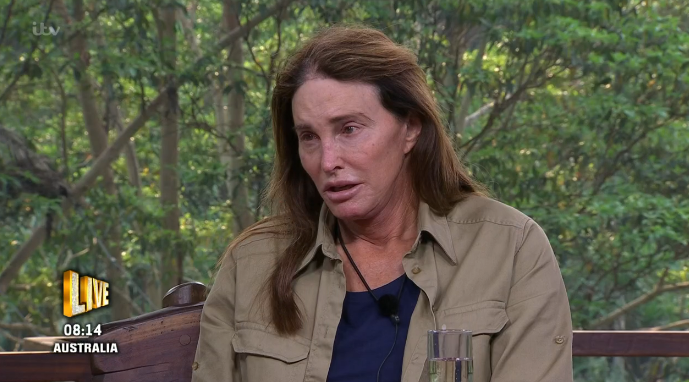 Caitlyn Jenner's jungle challenge over as she's voted off TV show