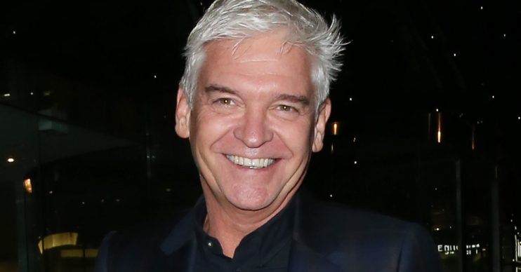 Phillip Schofield has a new presenting partner