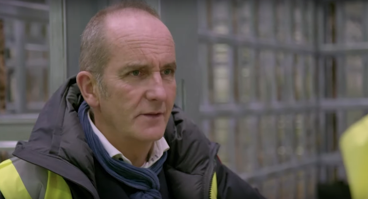 Grand Designs presenter Kevin McCloud 'splits from wife after 23 years of marriage'