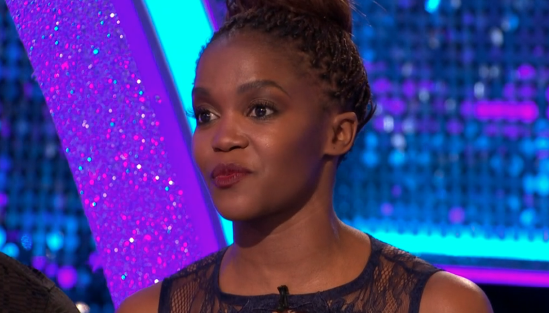 Oti Mabuse hits back at claims she's 'furious' with Strictly partner Kelvin Fletcher