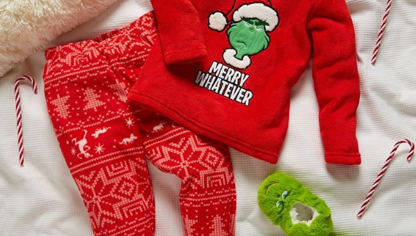 Primark reveals new Grinch-inspired children's PJs which are perfect for Christmas