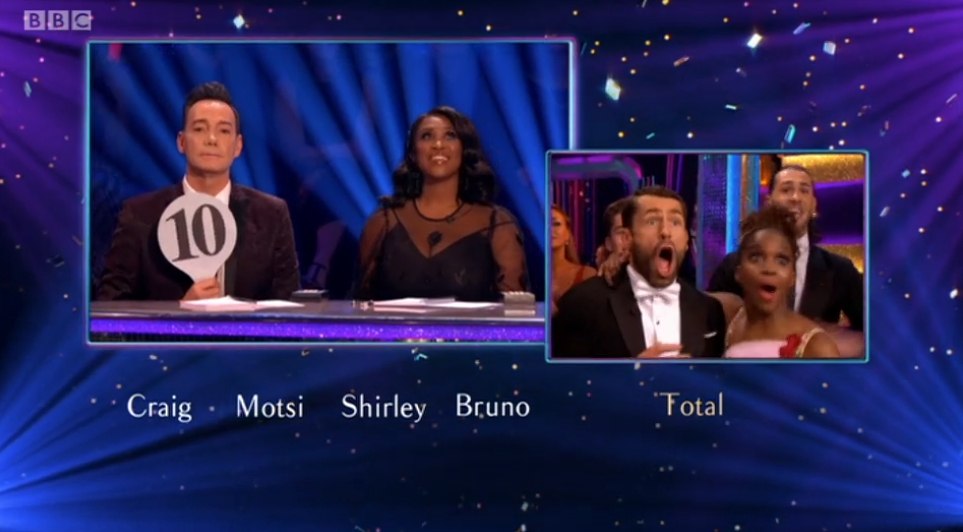Strictly Come Dancing: Craig Revel Horwood finally gives Kelvin Fletcher a 10