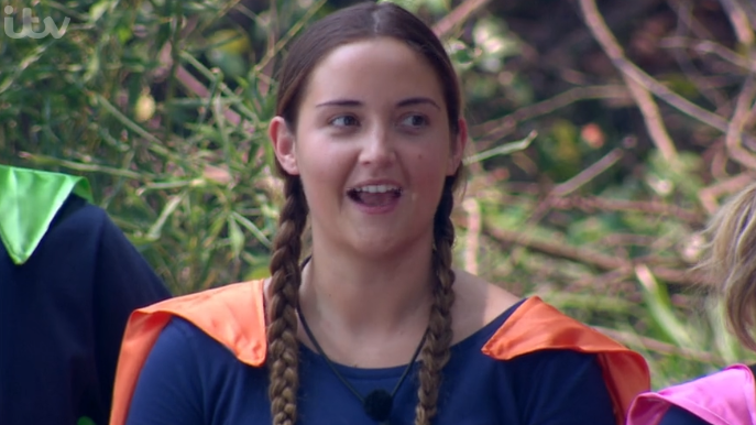 I'm A Celebrity fans turn on Jacqueline Jossa during the Celebrity Cyclone trial