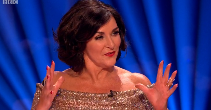 Shirley Ballas on Strictly