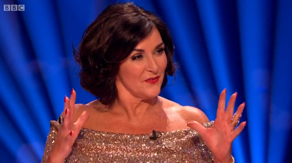 Strictly viewers in hysterics over Shirley Ballas' remark to Kelvin Fletcher