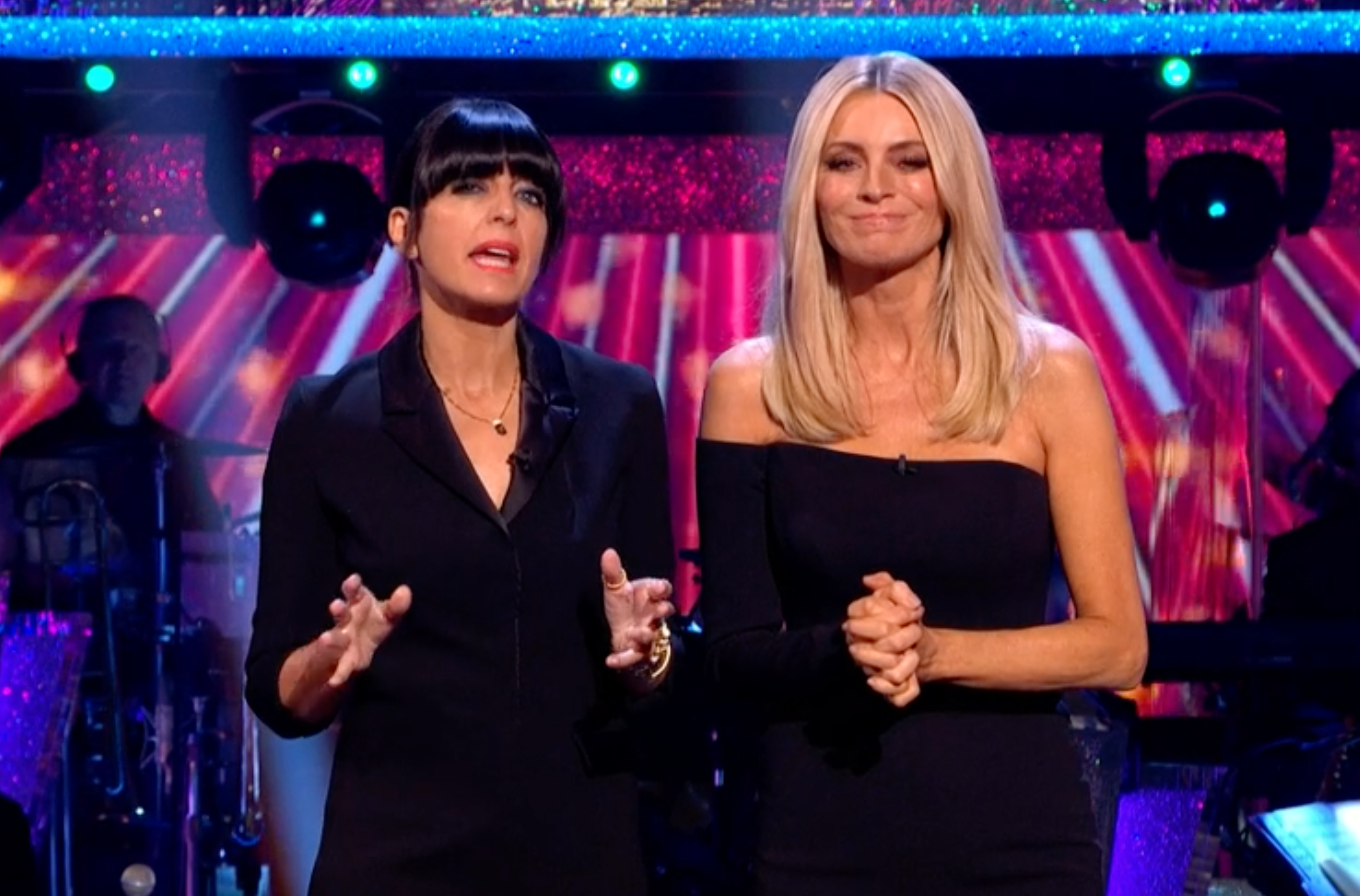 Claudia Winkleman fears being axed from Strictly Come Dancing