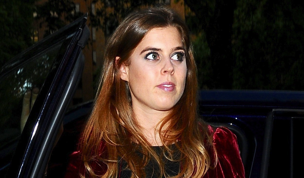 Princess Beatrice cancels her engagement party