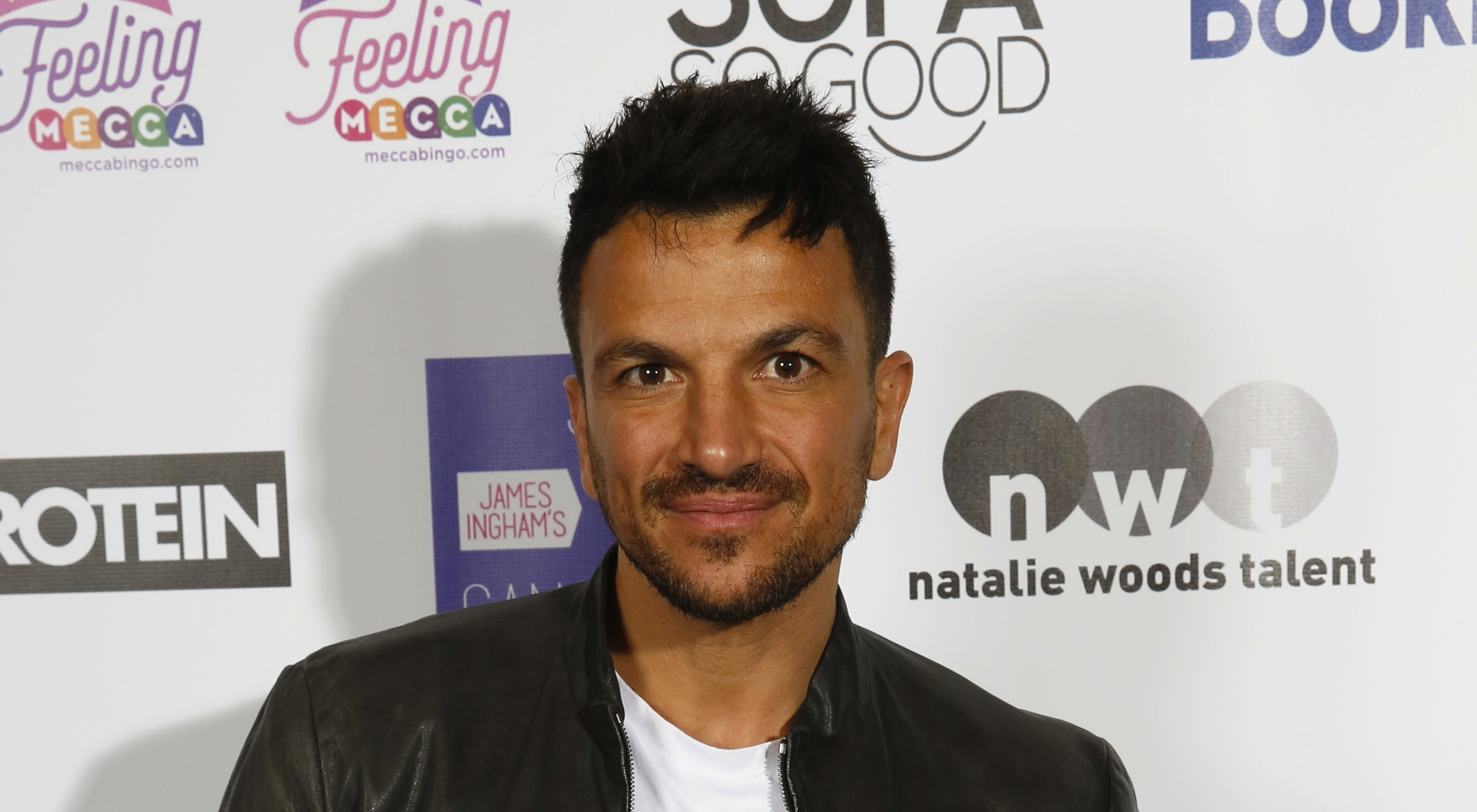 Peter Andre makes touching comment about his ex-wife Katie Price