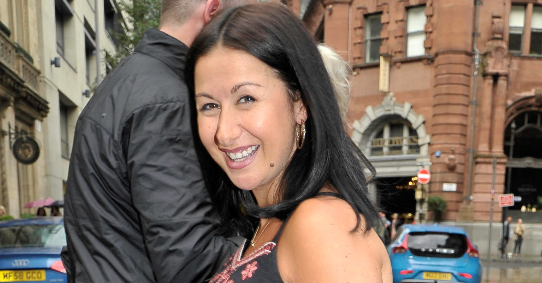 Soap star Hayley Tamaddon gives herself makeover after welcoming son