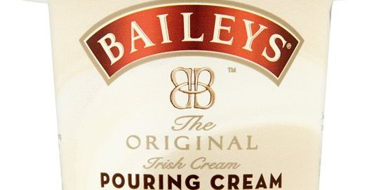 Baileys has released a pouring cream just in time for Christmas
