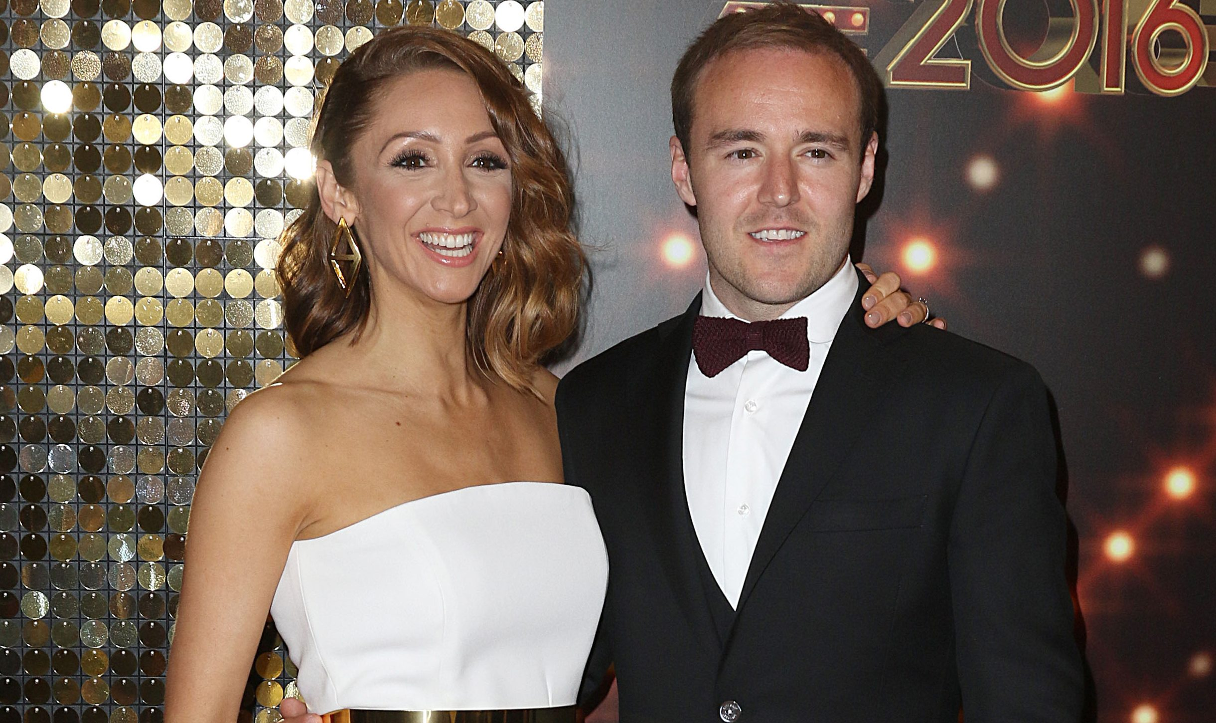 Former Corrie star Lucy-Jo Hudson says co-parenting with ex-husband Alan Halsall is 'difficult'