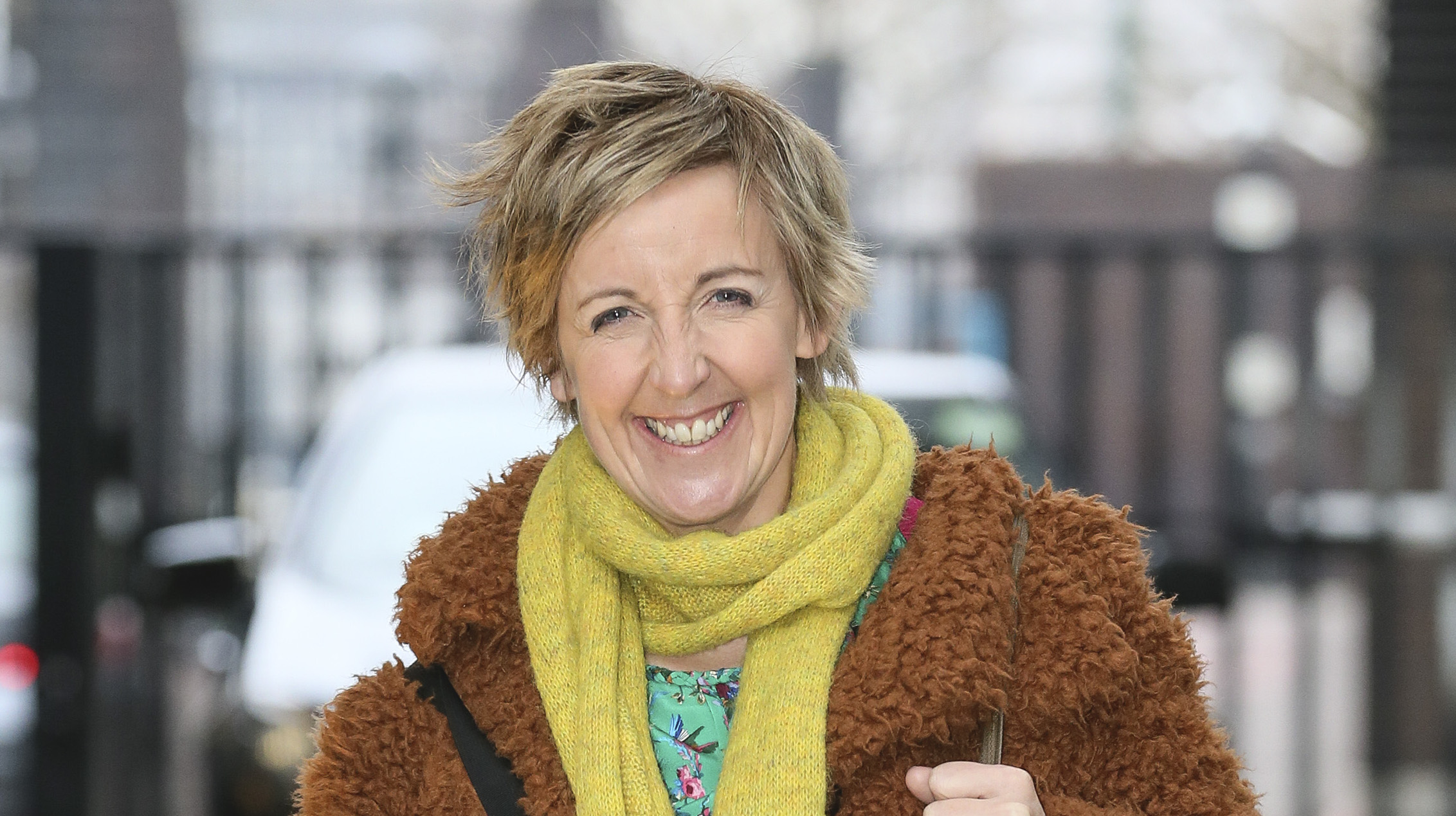 Corrie's Julie Hesmondhalgh says fans mistake her for someone working in her local bank
