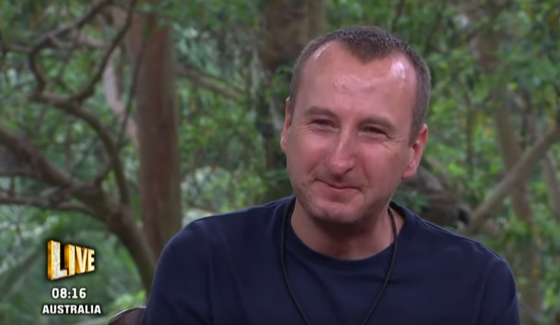 Asda's amazing gesture to Andy Whyment after his I'm A Celeb exit confession