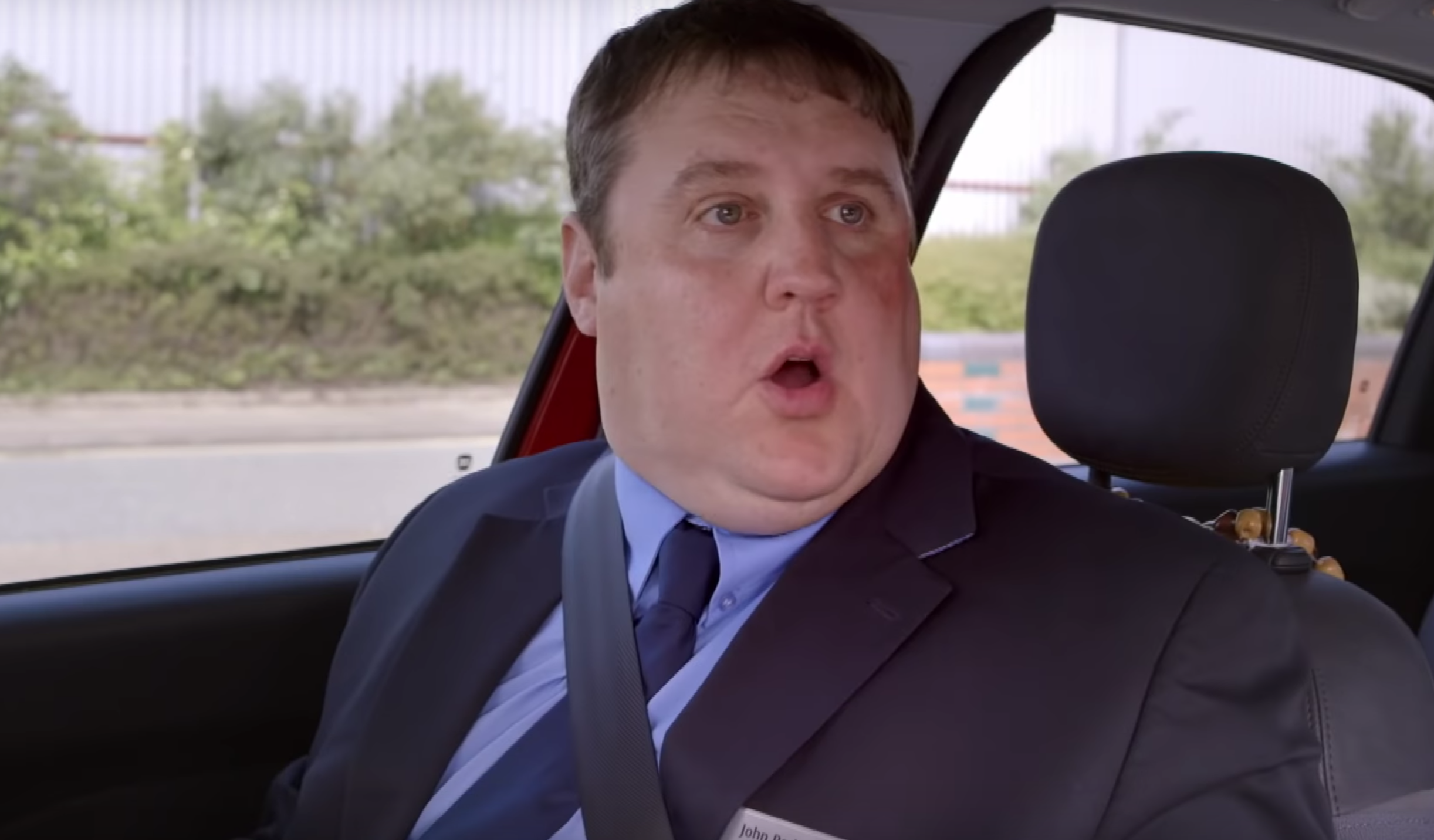Peter Kay 'in talks with the BBC' following break from showbiz