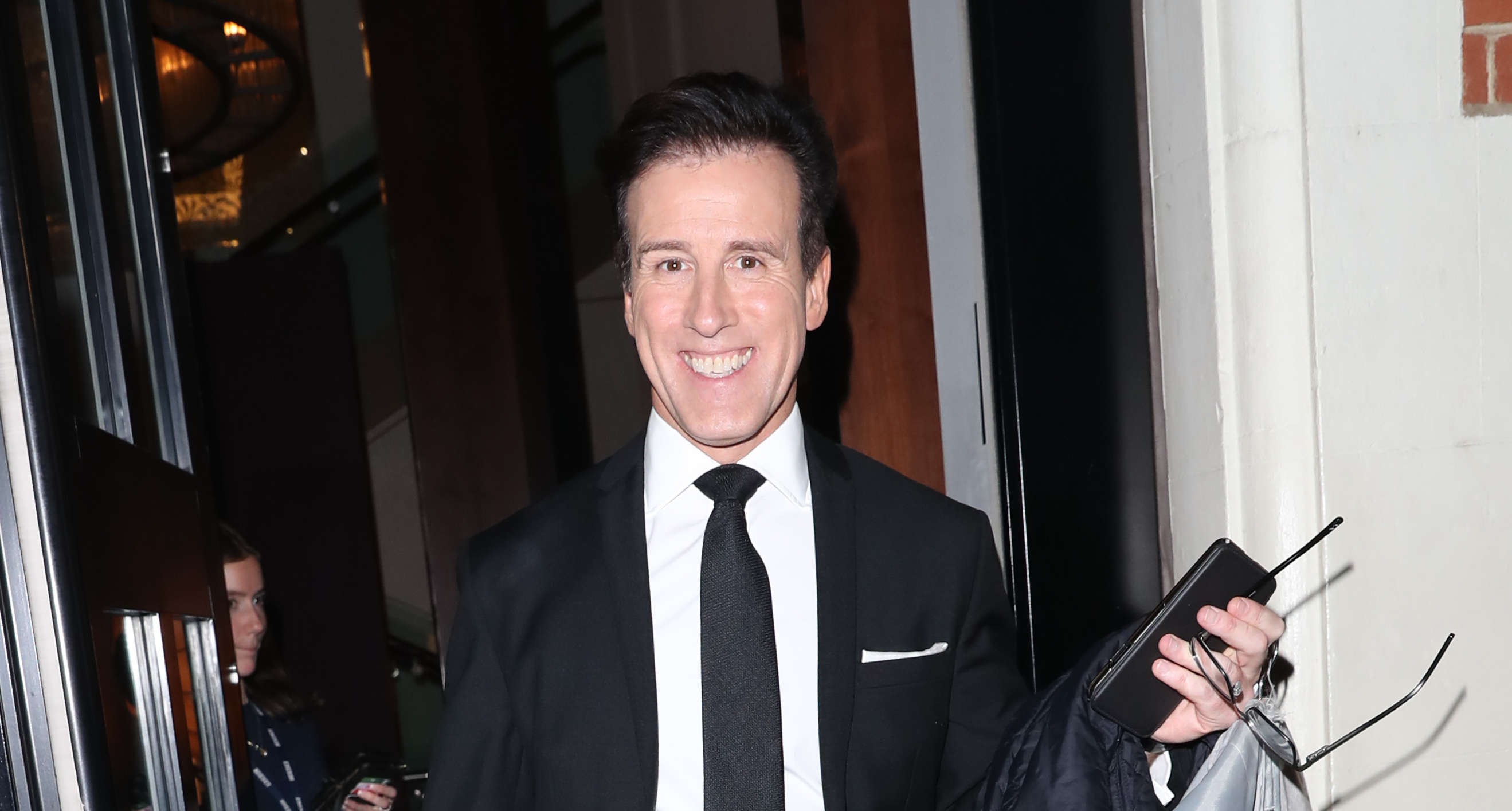 Anton Du Beke says dancing in a same-sex partnership 'doesn't mean anything' to Strictly pros