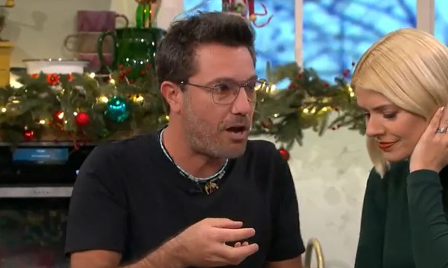 This Morning's Gino D'Acampo accidentally drops multiple X-rated expletives live on air