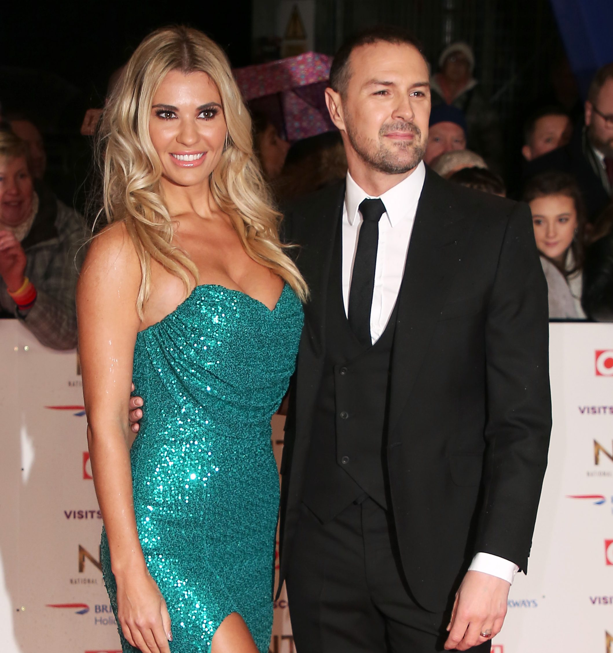 Christine McGuinness has revealed her and Paddy's daughter has autism