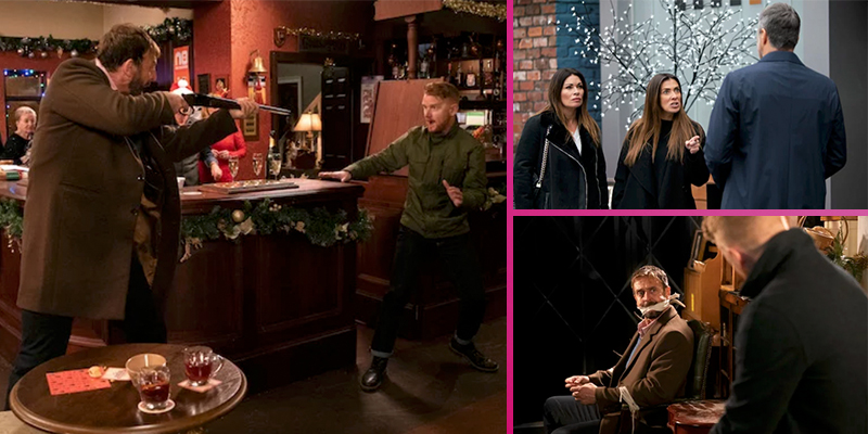 FIRST LOOK: Christmas Coronation Street in 10 pictures