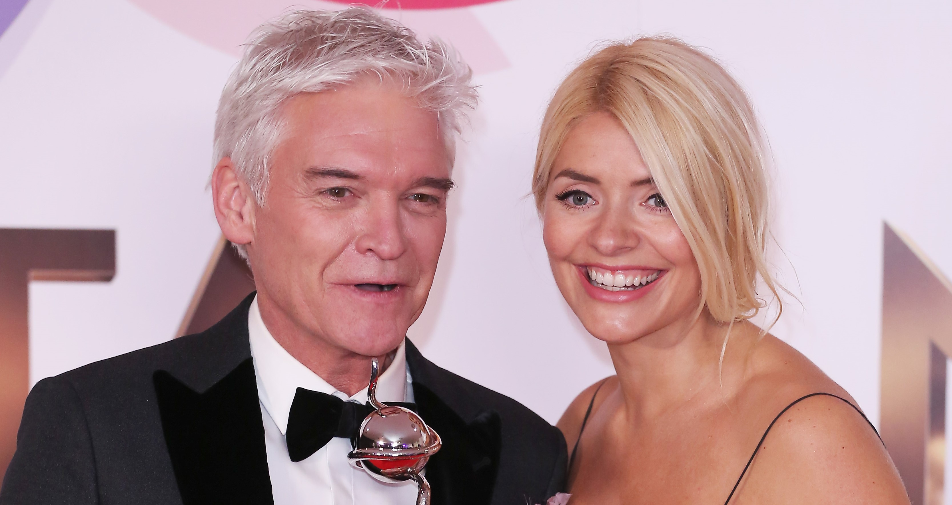 Holly Willoughby tears up discussing relationship with Phillip Schofield amid 'feud' claims