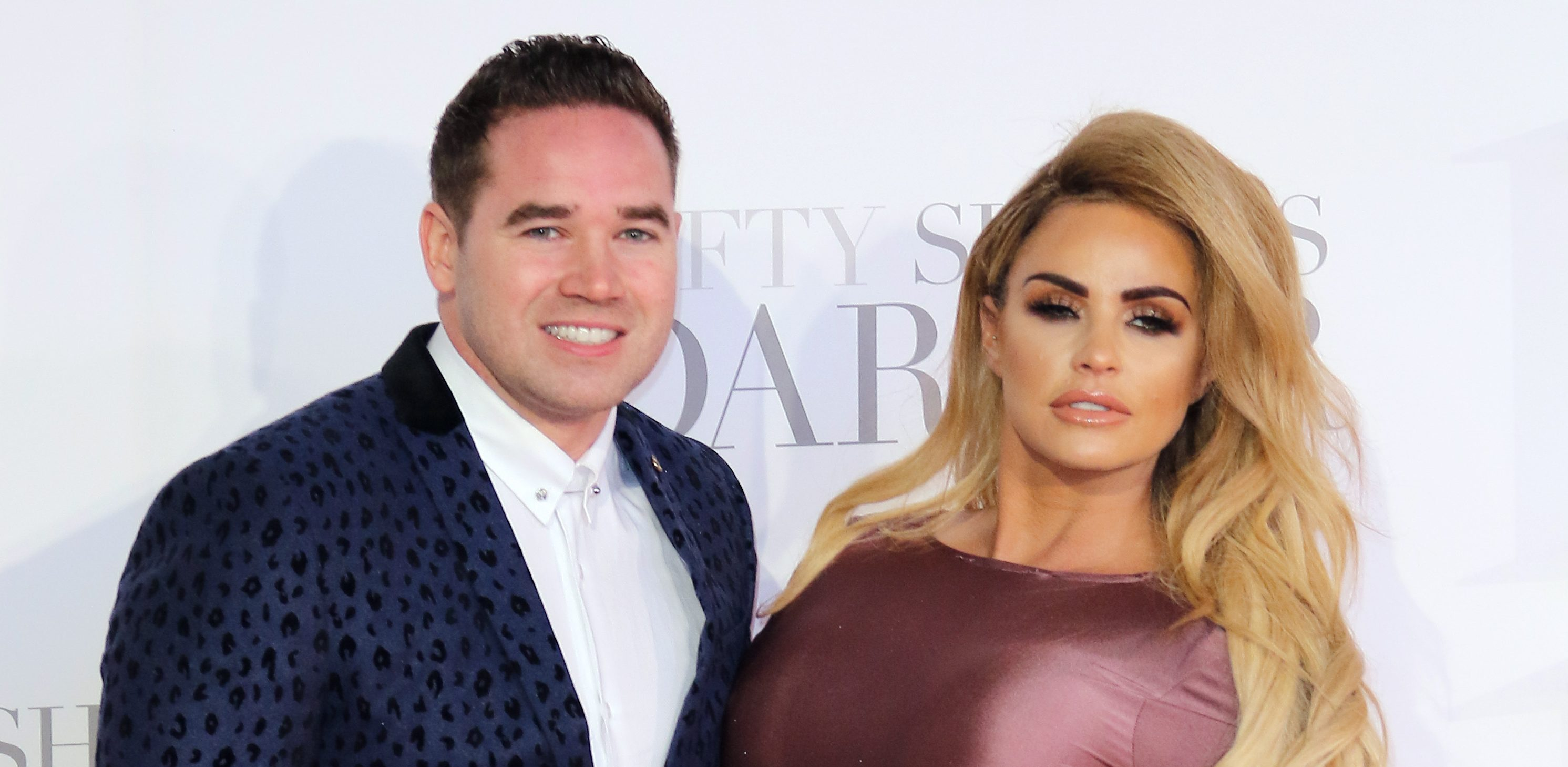 Katie Price's ex husband Kieran Hayler claims they 'made up' his sex addiction
