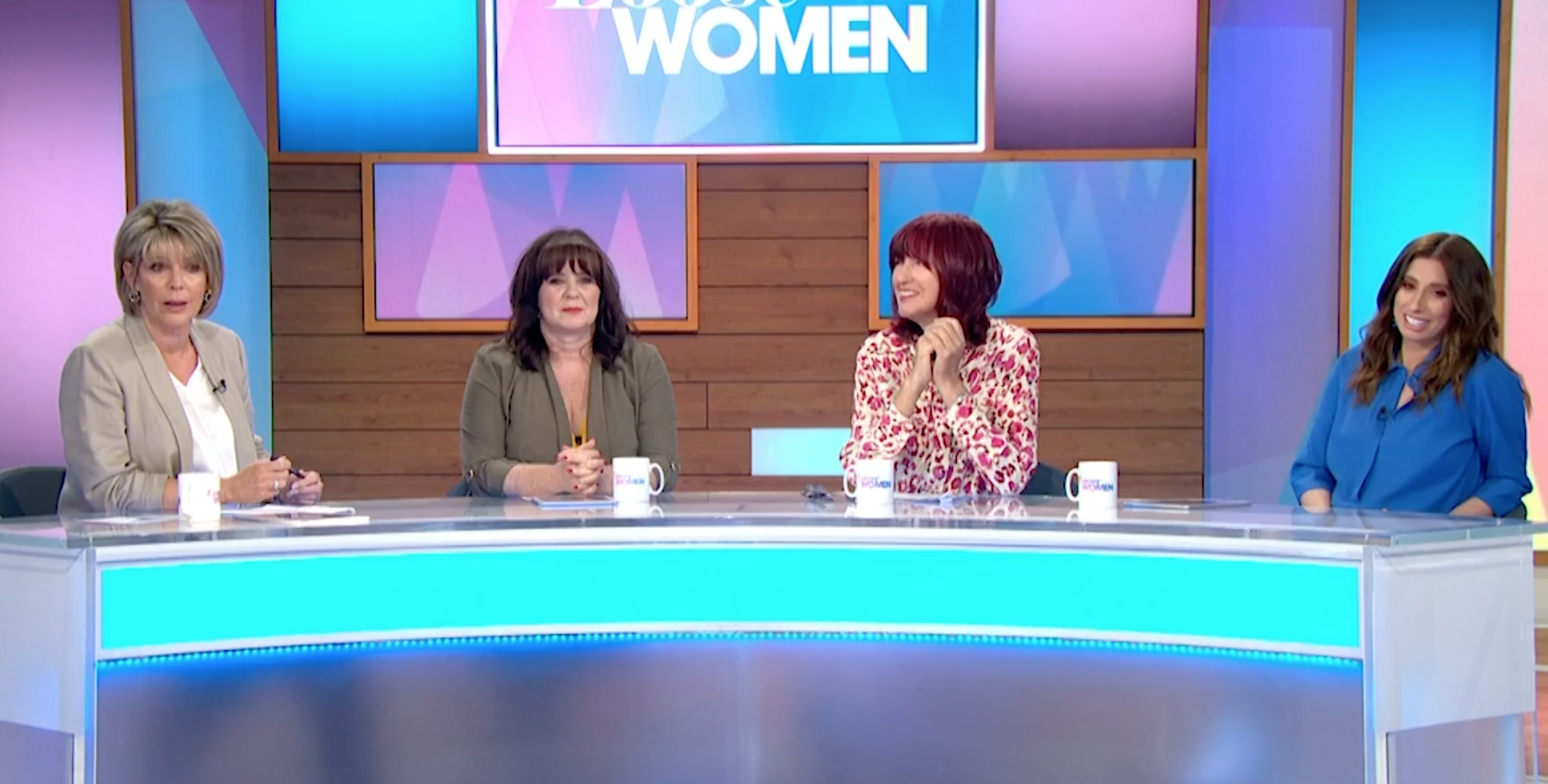 Loose Women cancels studio audience for first time amid coronavirus outbreak