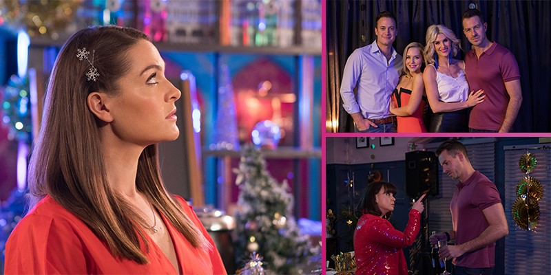 Hollyoaks SPOILERS: Sienna's pregnancy surprise, a New Year stabbing and six more festive shockers