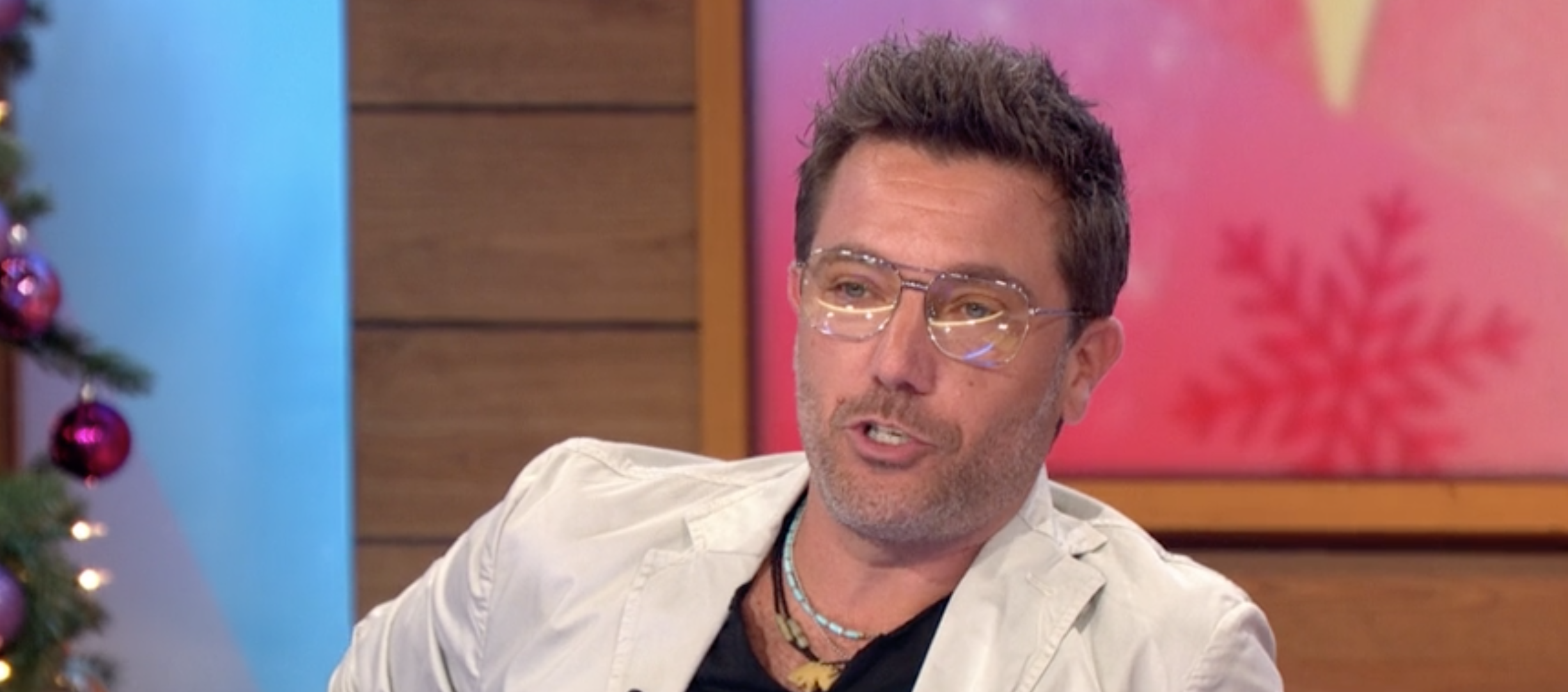 Gino D'Acampo shocks viewers with his X-rated Loose Women chat