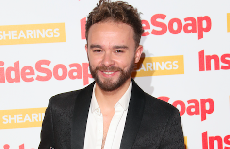Coronation Street's Jack P Shepherd signs new deal to stay on for 20th year