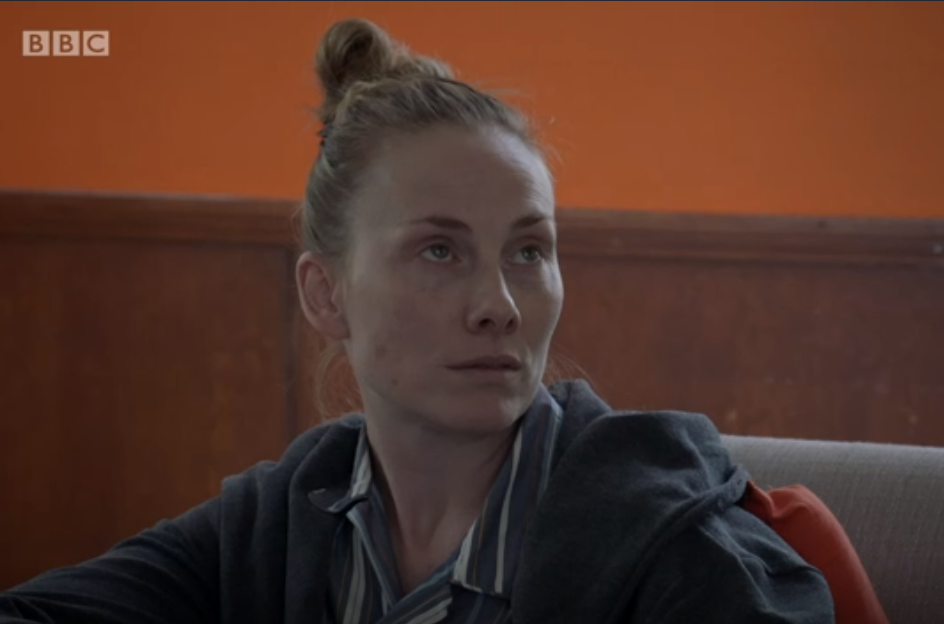Holby City viewers find Jac Naylor scenes hard to watch during mental health storyline