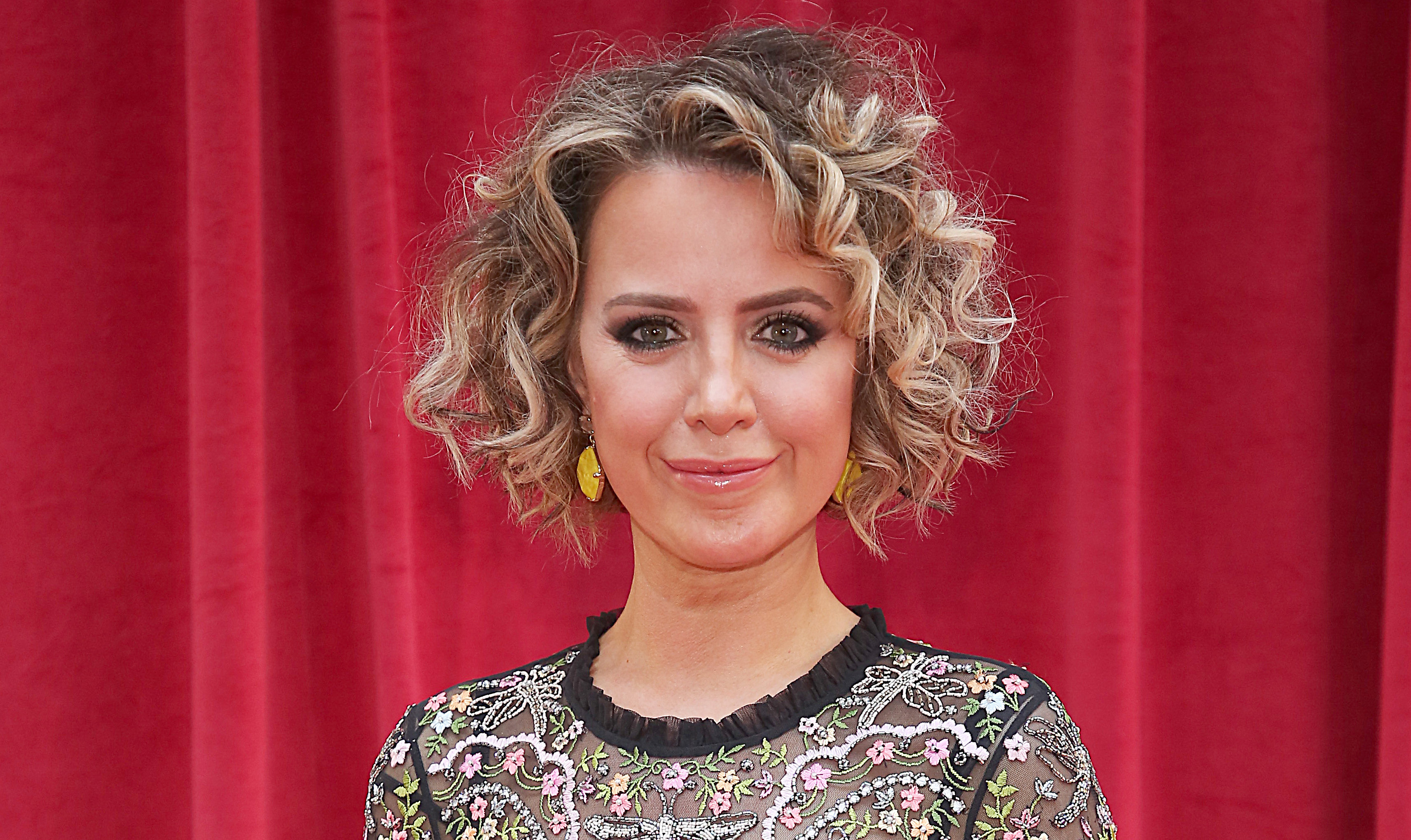 Corrie's Sally Carman shares inspirational 'love note' to her body