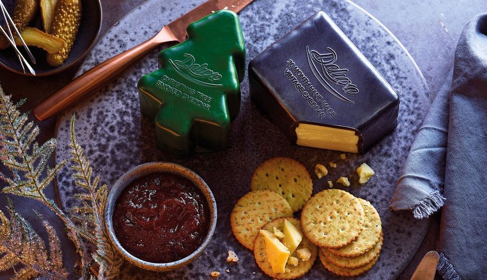 Lidl launches new gin-infused CHEESE as part of its Christmas food range