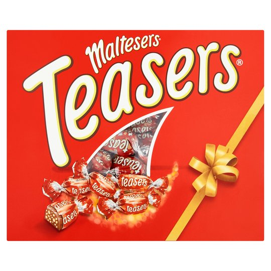 The UK's favourite selection box chocolate revealed as the Malteser Teaser!