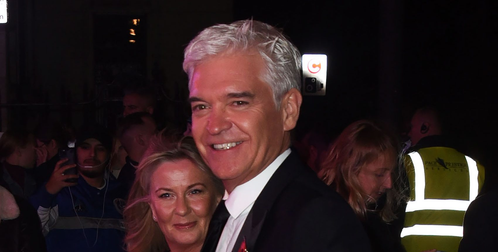 Phillip Schofield's wife Stephanie 'won't divorce him until he's found love again'