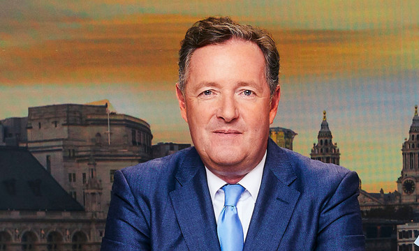 Piers Morgan would make a better Prime Minister than all tomorrow's candidates, new survey of voters finds