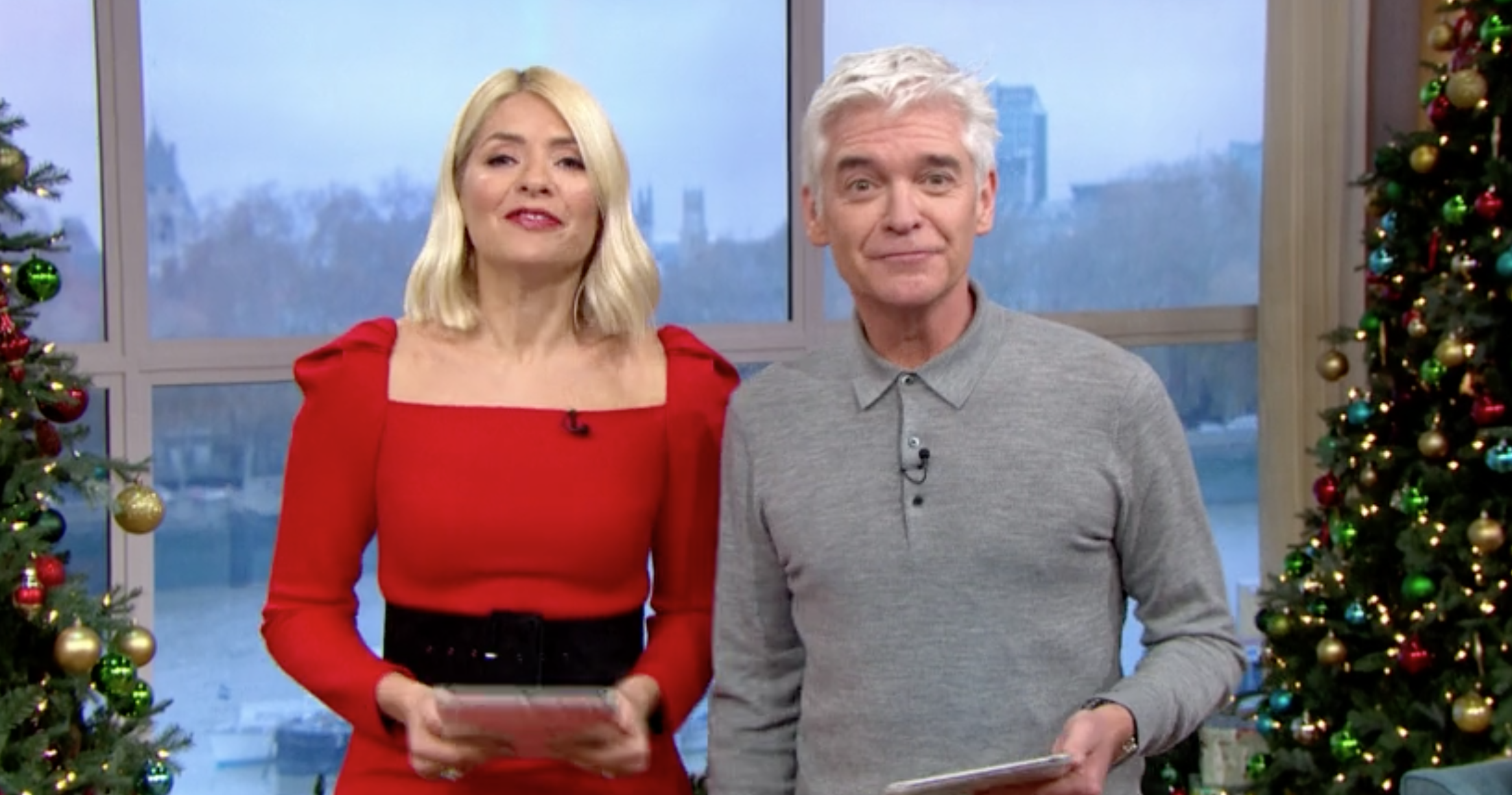 Phillip Schofield finally breaks his silence amid Ruth Langsford allegations