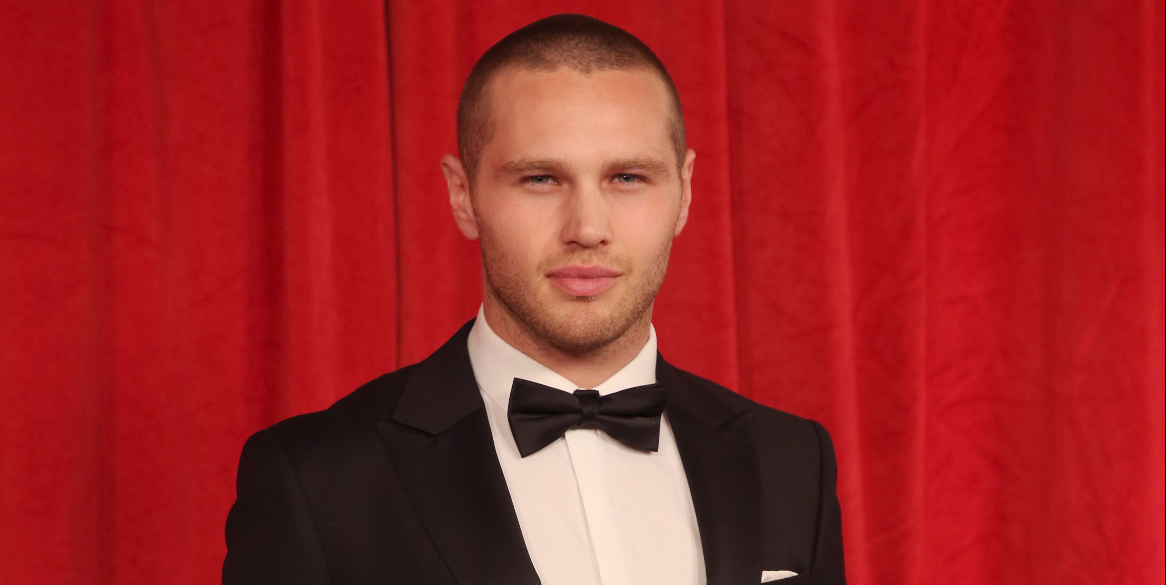 EastEnders' Danny Walters shares photo from first role post soap exit