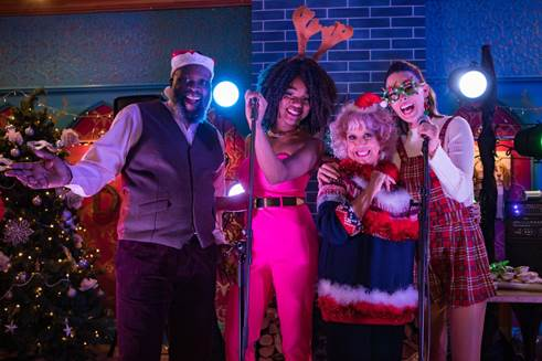 Hollyoaks release Christmas and New Year episodes early on All 4