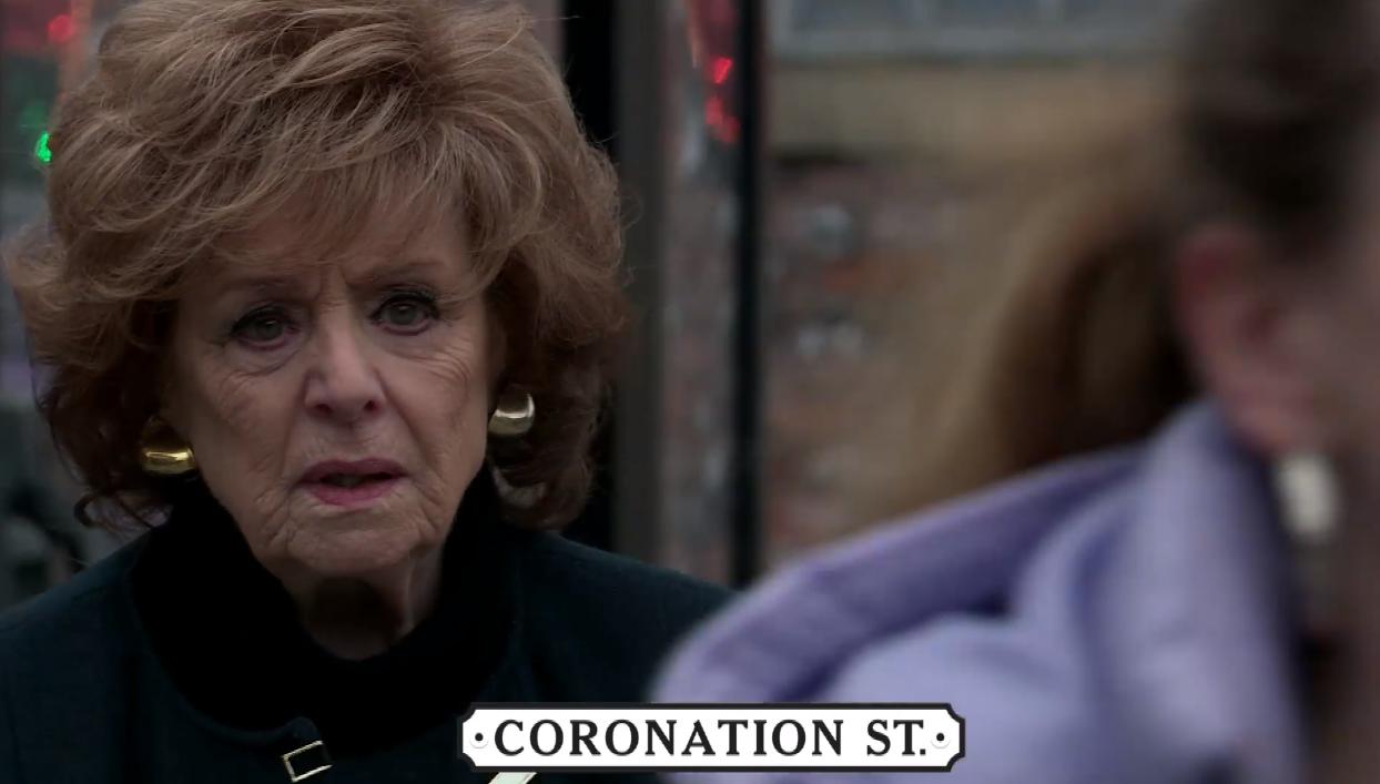 Coronation Street SPOILERS: Rita tells heartbreaking lie